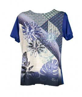 T-shirt Fantasia 71652 Maglieria e t-shirt donna EC71652