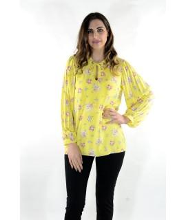 Bluse Manica Sbuffo 8305 Camicie e Bluse donna CF8305