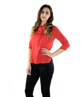 Bluse Tinta Unita 1234 Camicie e Bluse donna RH1234