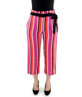 Pantaloni Capri Palazzo 3715 Pantaloni donna RH3715