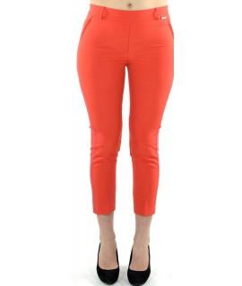 Pantaloni Fascia Raso 30712 Pantaloni donna PB30712
