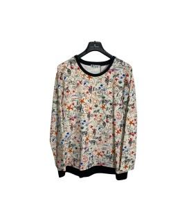 Felpa Fantasia 9102 Maglieria e t-shirt donna CF9102