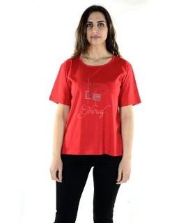 T-shirt Strass 025 Maglieria e t-shirt donna MER8/025