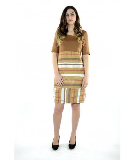 Vestito in Lino 15535 Vestiti donna CF15535