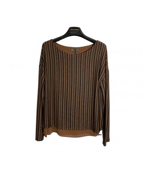 Maglia Righe 2040 Maglieria e t-shirt donna BG2040
