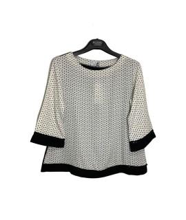 Bluse Pois 9615 Camicie e Bluse donna KC9615
