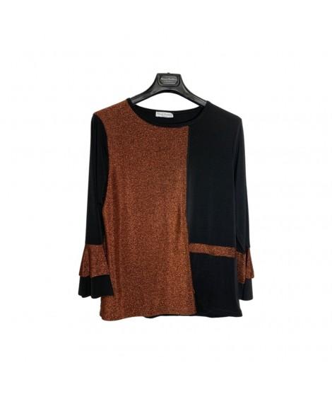 Maglia Lurex 9605 Maglieria e t-shirt donna KC9605