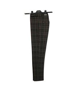 Pantaloni Tartan 31491 Pantaloni donna PB31491