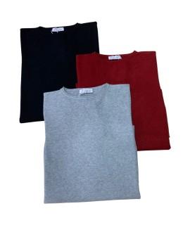 Maglia Tasche 6215 Maglieria e t-shirt donna EC6215