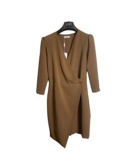 Vestito Tinta Unita 8873 Vestiti donna LY8873