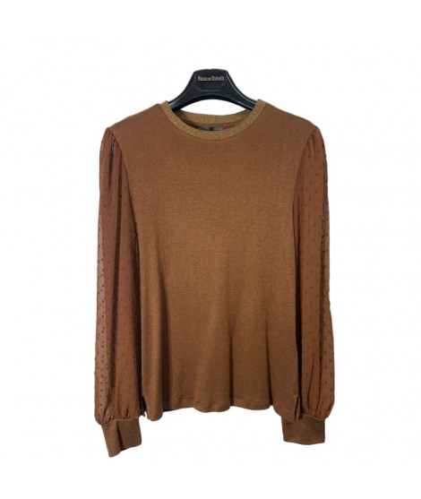 Maglia Manica Velata 2024 Maglieria e t-shirt donna BGM2024