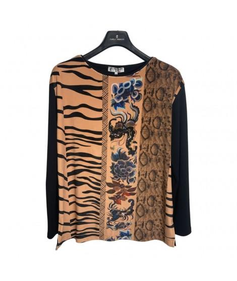 Maglia Fantasia 9285 Maglieria e t-shirt donna CF9285