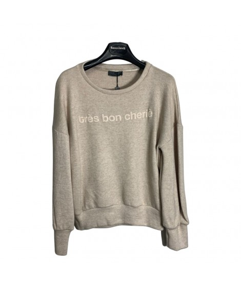 Felpa Cherie 2053 Maglieria e t-shirt donna BG2053