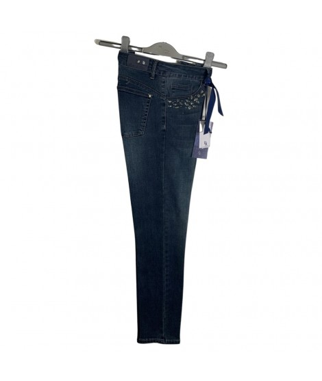Jeans Elasticizzato 2603 Jeans donna D&R2603