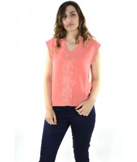 Maglia 16E083 5 Pezzi S-XXL Maglieria e t-shirt donna AR16E083