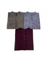 Cardigan Bottoni 10282 Maglieria e t-shirt donna FO10282