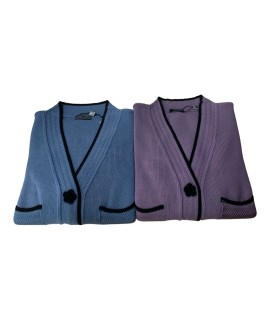 Cardigan Tasche 120 Maglieria e t-shirt donna BG120