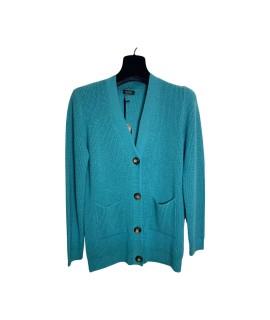 Cardigan Tinta Unita 406 Maglieria e t-shirt donna KOIM406