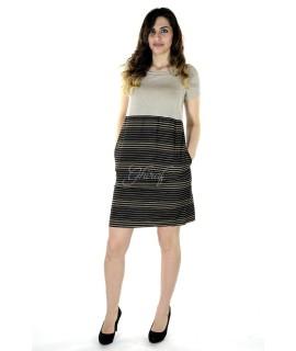 Vestito Lurex 15536 Vestiti donna CF15536
