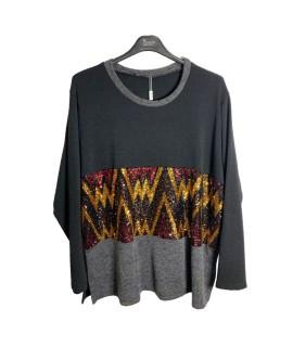 Maglia Over 02 Maglieria e t-shirt donna EC02