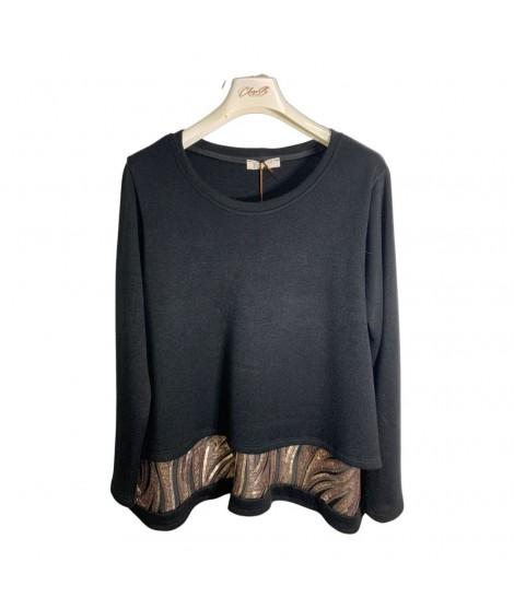 Maglia Curvy 08635C Maglieria e t-shirt donna CB08635C
