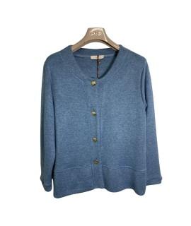 Maglia Bottoni 01054 Maglieria e t-shirt donna CB01054