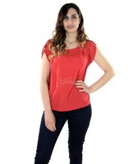 Bluse Tinta Unita 1235 Camicie e Bluse donna RH1235