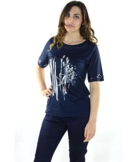 Maglia Pennellate 8395 Maglieria e t-shirt donna CF8395