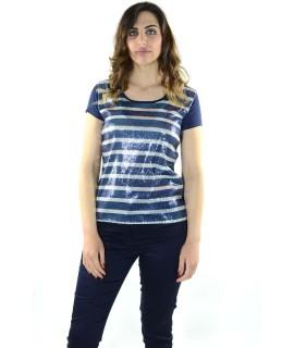 Maglia Paillettes 323 Maglieria e t-shirt donna PJ8/323
