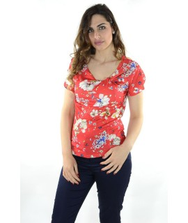Maglia Floreale 8440 Maglieria e t-shirt donna CF8440
