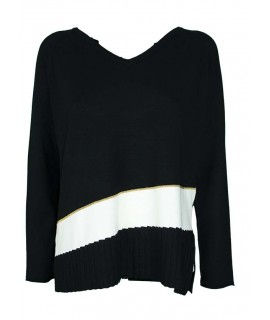 Maglia Plissè 4169 Maglieria e t-shirt donna BGWFE4169