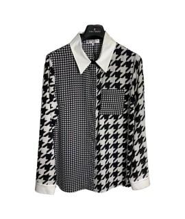 Camicia Pied de Poule 9256 Camicie e Bluse donna CF9256