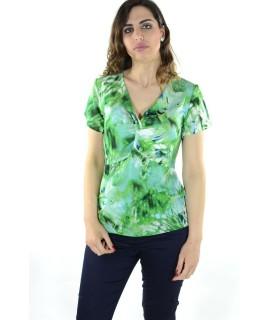 Maglia Fantasia 8435 Maglieria e t-shirt donna CF8435