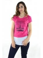 T-shirt Eiffel 347 Maglieria e t-shirt donna PJ8/347
