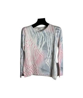 Maglia Fantasia 26075 Maglieria e t-shirt donna CF26075