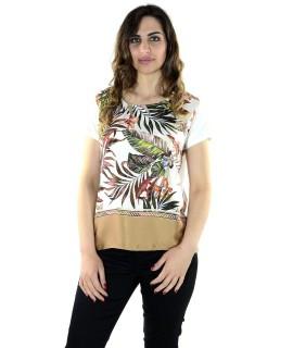 T-shirt Fantasia 4224 Maglieria e t-shirt donna ECM4224