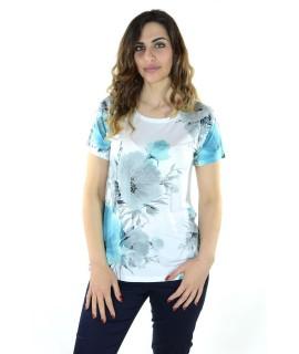 T-shirt Fantasia 21648 Maglieria e t-shirt donna CF21648