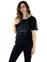 Maglia Glitter 341 Maglieria e t-shirt donna PJ8/341