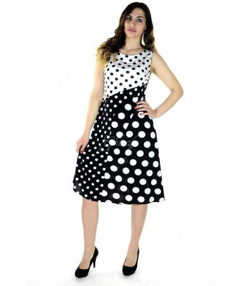 Vestito Longuette 15571 Vestiti donna CF15571