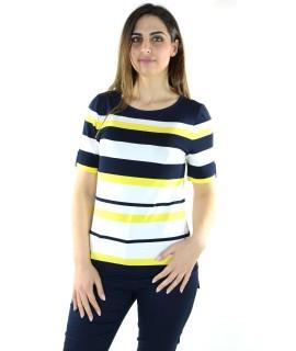Maglia Righe 8419 Maglieria e t-shirt donna CF8419