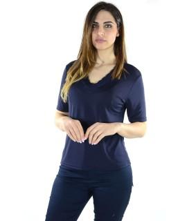 Maglia Scollo V 0001 Maglieria e t-shirt donna MG0001