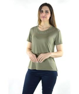 Maglia Girocollo 0002 Maglieria e t-shirt donna MG0002