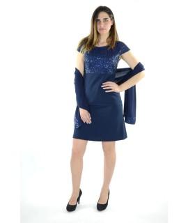 Vestito Paillettes 1922 Vestiti donna PR1922