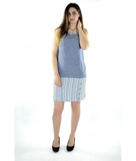 Vestito Smanicato 1213 Vestiti donna RH1213
