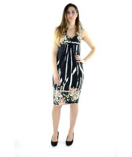 Vestito Smanicato 9454 Vestiti donna RA9454