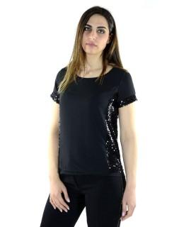Bluse Paillettes 1238 Camicie e Bluse donna RH1238