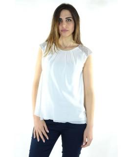 Top Paillettes 1608 Maglieria e t-shirt donna PR1608
