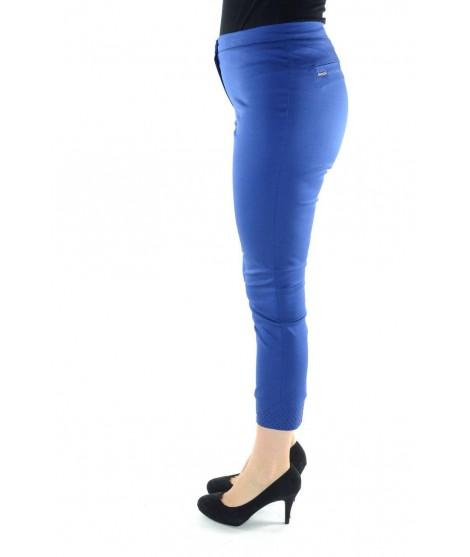 Pantaloni Cotone Strass 892 Pantaloni donna SC892