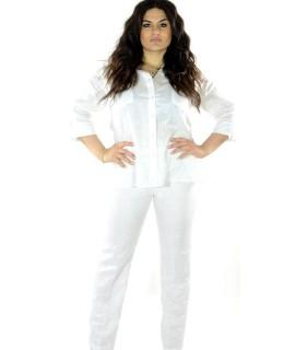 Pantaloni Lino 30234 Pantaloni donna PB30234