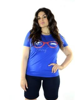Maglia Occhiali 3345 Maglieria e t-shirt donna GMV3345